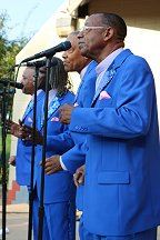 Singers Performing at the West Chester Summer Concert Series